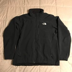 The North Face Black Apex Bionic Jacket Size Large